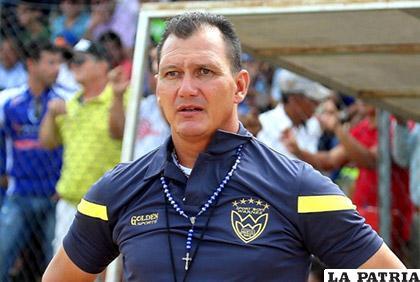 Carlos Fabián Leeb, es el nuevo entrenador de Universitario /APG