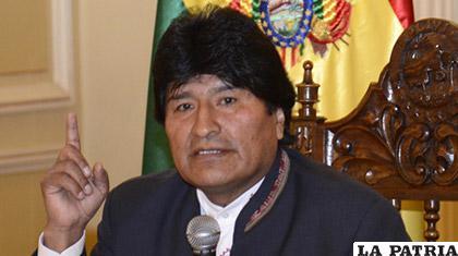 Evo Morales no puede asistir a las reuniones como las que convoca la UPEA, según dirigente masista /ABI