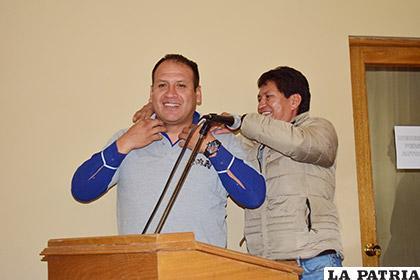 Sandro Patiño, nuevo director técnico de CAN
