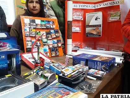 Preocupa la venta indiscriminada de cigarrillos a menores de edad