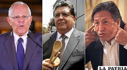 Fiscalía abre investigación a tres ex presidentes — Caso Odebrecht