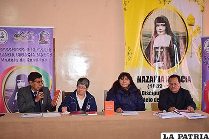 Orureños deben conocer a Nazaria Ignacia, la defensora de los pobres