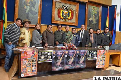 Museos de Oruro se unen para una noche inolvidable