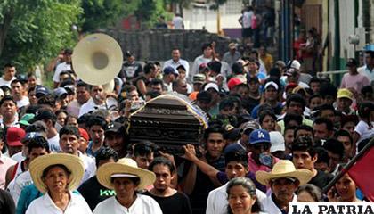 La mayoría de los países condena la represión ejercida por el Gobierno en Nicaragua