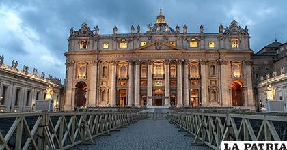 Sede del Tribunal Vaticano /CiberCuba