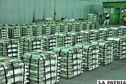 Incremento de precios de minerales permitió mejorar condición de empresas estatales