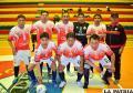 El cuadro de Editorial Universidad es finalista del torneo de futsal Sénior
