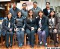 Carla Gonzales culminó su gestión con los docentes de literatura y lenguaje