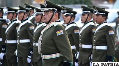 Existe la posibilidad de que se levante el secreto bancario en la Policía Boliviana /ANF