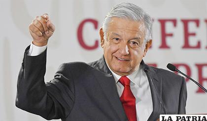 El presidente de México, Andrés Manuel López Obrador /wradio.com.co