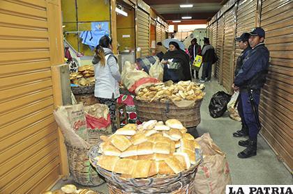 El pan de batalla se mantendrá en 40 centavos por acuerdos entre panificadores y Alcaldía /LA PATRIA ARCHIVO