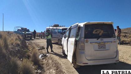 El incidente se dio la provincia Bustillos del Norte de Potosí /RADIO PÍO XII