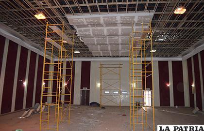 Refacción del teatro de la Casa Municipal de Cultura será una realidad /LA PATRIA/Archivo