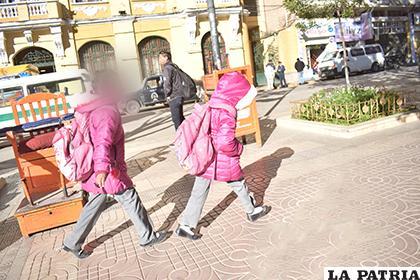 En Oruro está vigente el horario de invierno desde el martes 21 de mayo /LA PATRIA