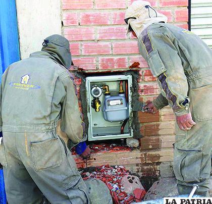 Instan a población hacer seguimiento a proyectos de ampliación de gas domiciliario /PÁGINA SIETE