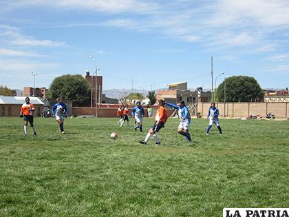 El fútbol femenino ingresa a su recta final /Archivo /LA PATRIA
