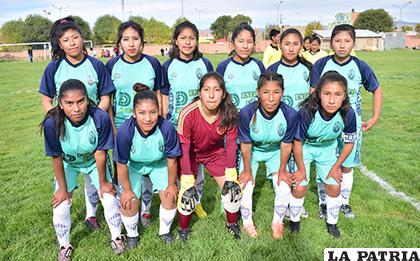 La representación de Haat FC terminó en el primer lugar la primera fase del torneo /Archivo/LA PATRIA