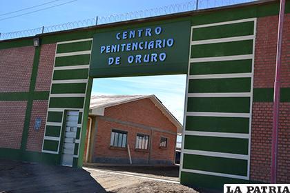 Nuevo recinto penitenciario listo para su uso /LA PATRIA/ARCHIVO