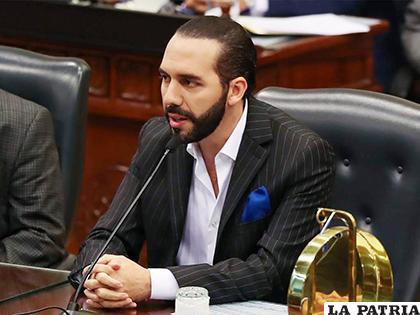 El nuevo presidente de El Salvador laprensa.hn