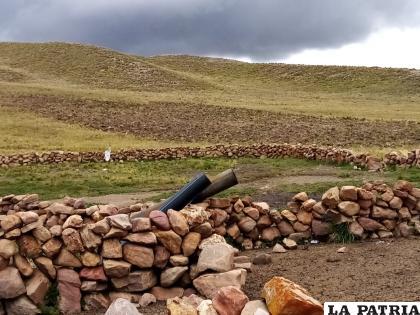 341.834 hectáreas en Oruro están pendientes debido a conflictos /LA PATRIA /ARCHIVO