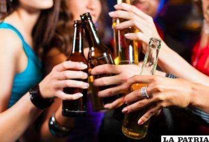 El ilícito sucedió bajo efectos alcohólicos en la víctima y en el agresor / Foto referencial