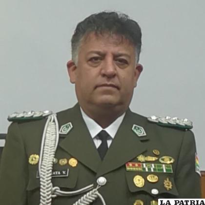 Cnl. DESP. Roque Antonio Arraya Vidaurre
