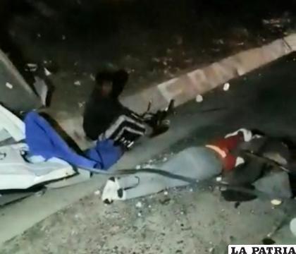 El accidente cobró la vida de seis personas y nueve quedaron heridos /LA PATRIA