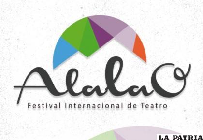"""Logo del Festival de Teatro """"Alalao"""" /Facebook"""