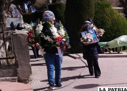 Se pretende alivianar los costos de los servicios funerarios a través de una empresa municipal /LA PATRIA