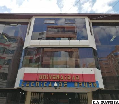 COE de la UTO puso a manos de TEU determinación de las elecciones /UTO
