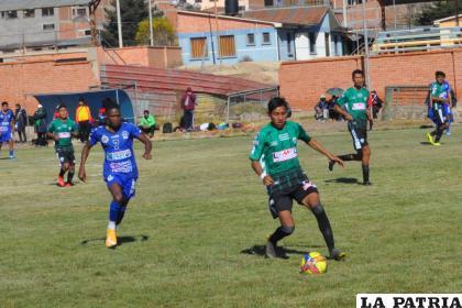 """El torneo de la Primera """"A"""" en Oruro continúa en la incertidumbre /LA PATRIA"""