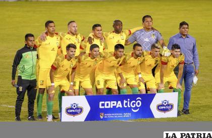 Atlético Palmaflor tiene la intención de ser protagonista en el torneo /APG