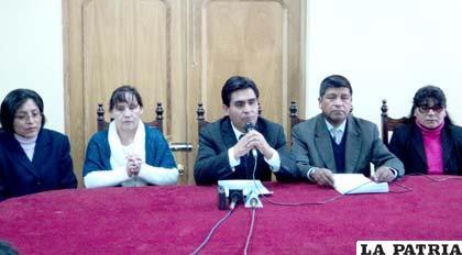 En conferencia de prensa autoridades electorales presentaron reglamento de propaganda para comicios judiciales