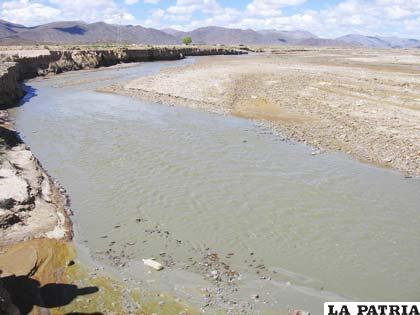 Representantes de Coridup no ven avances en la remediación ambiental en la sub cuenca Huanuni