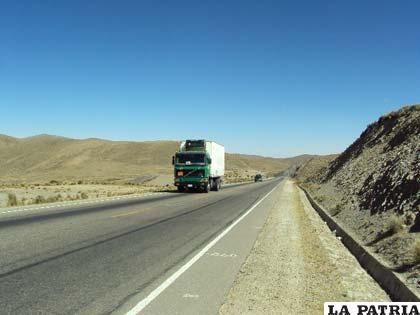 Gobernación planea culminar el trabajo inconcluso de la gestión anterior, en el camino Obrajes - Tolapampa