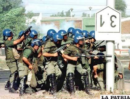 El enfrentamiento en Argentina se produjo por un operativo de desalojo en un ingenio azucarero