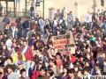 """Gobierno chileno """"se ha empeñado en defender un modelo educativo que se impuso durante la dictadura militar"""""""