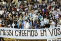 Messi el más querido en Córdoba