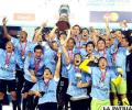 Uruguay el rey de Copas en América