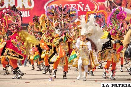 Gran Tradicional Auténtica Diablada Oruro