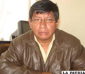 Teófilo Dávalos, secretario de Desarrollo Productivo