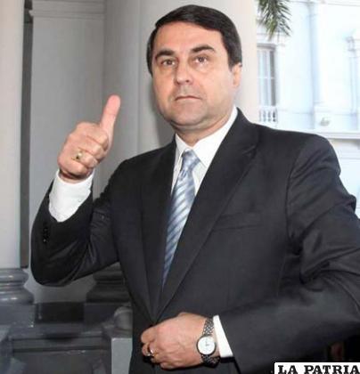 El actual presidente de Paraguay Federico Franco continuará los proyectos que dejó Lugo /nanduti.com.py