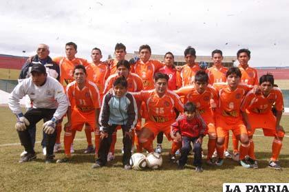 Jugadores de Deportivo Escara