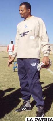 Arquero Carlos A. Barahon