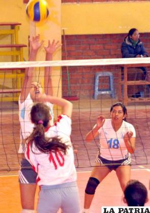 Del partido Santa María ante Upal