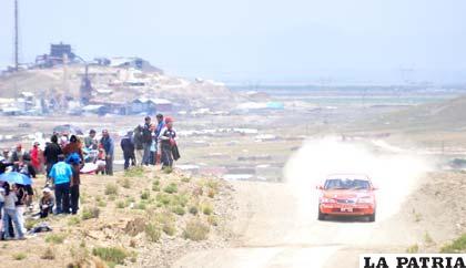 Nuevamente se vivirá la pasión del automovilismo deportivo el domingo en Oruro