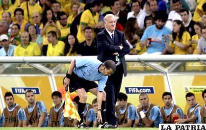 Del Bosque, director técnico de la selección española