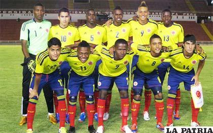 Colombia tendrá como rival a Corea