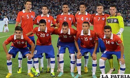 Chile disminuido pero con muchas ganas de vencer a Croacia