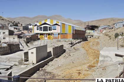 Antequera es uno de los municipios más afectados por la contaminación minera